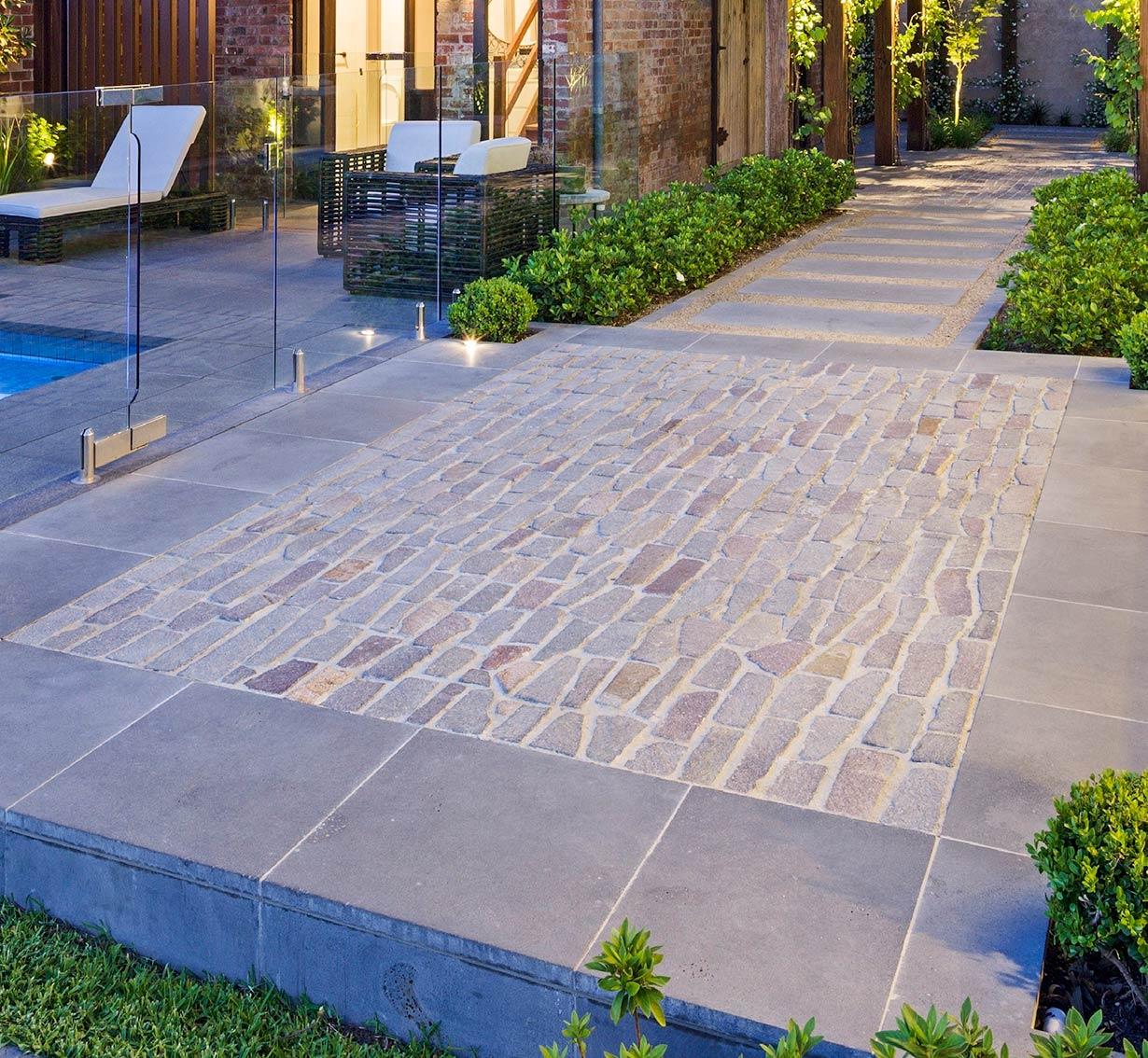 stone paver