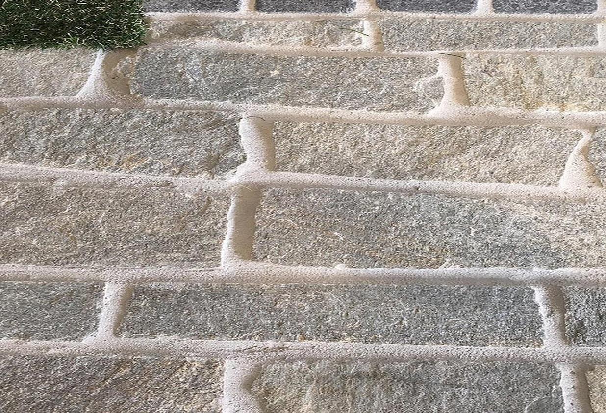 Quartz paving