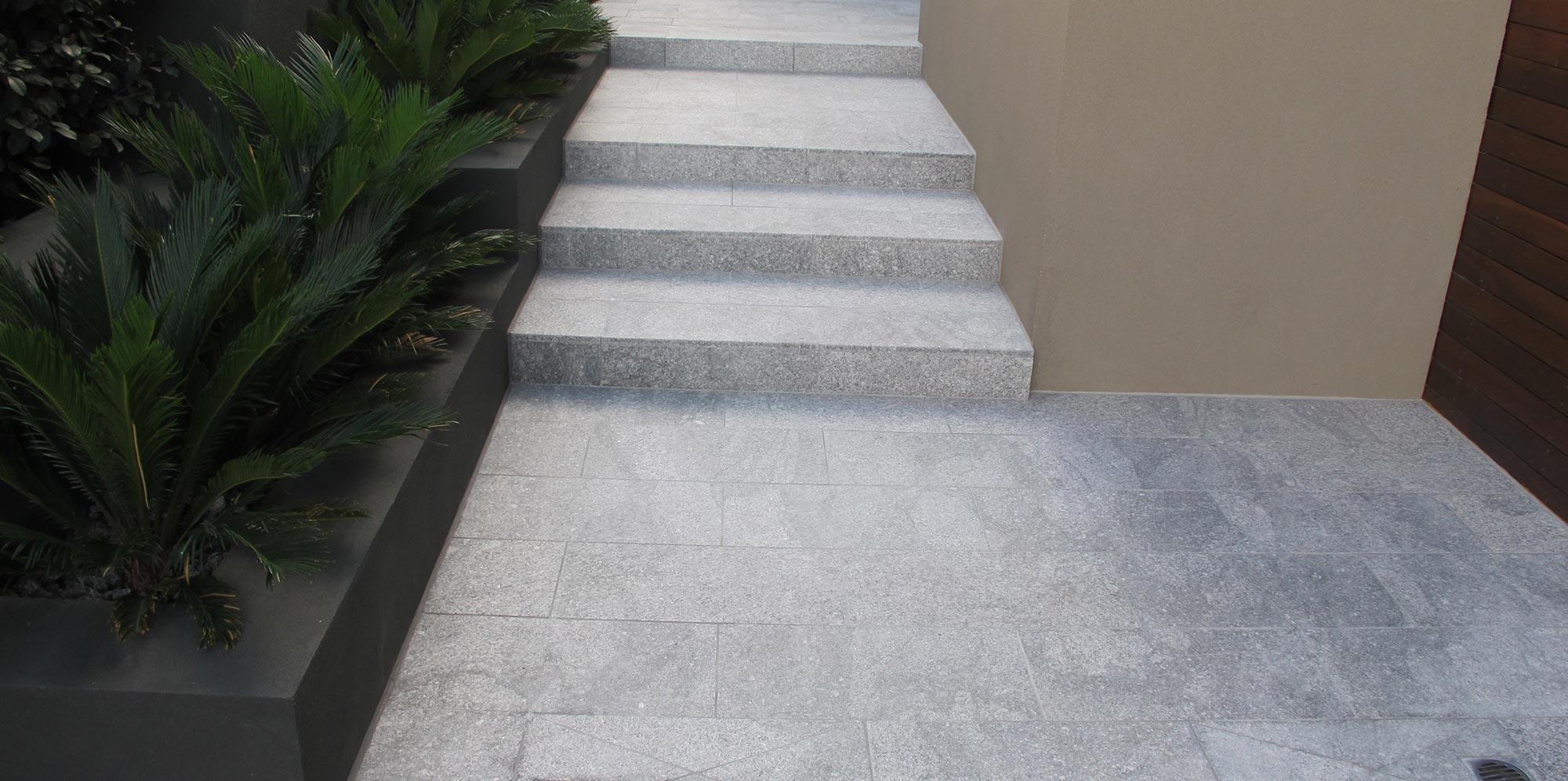 Gray Fantasy Granite