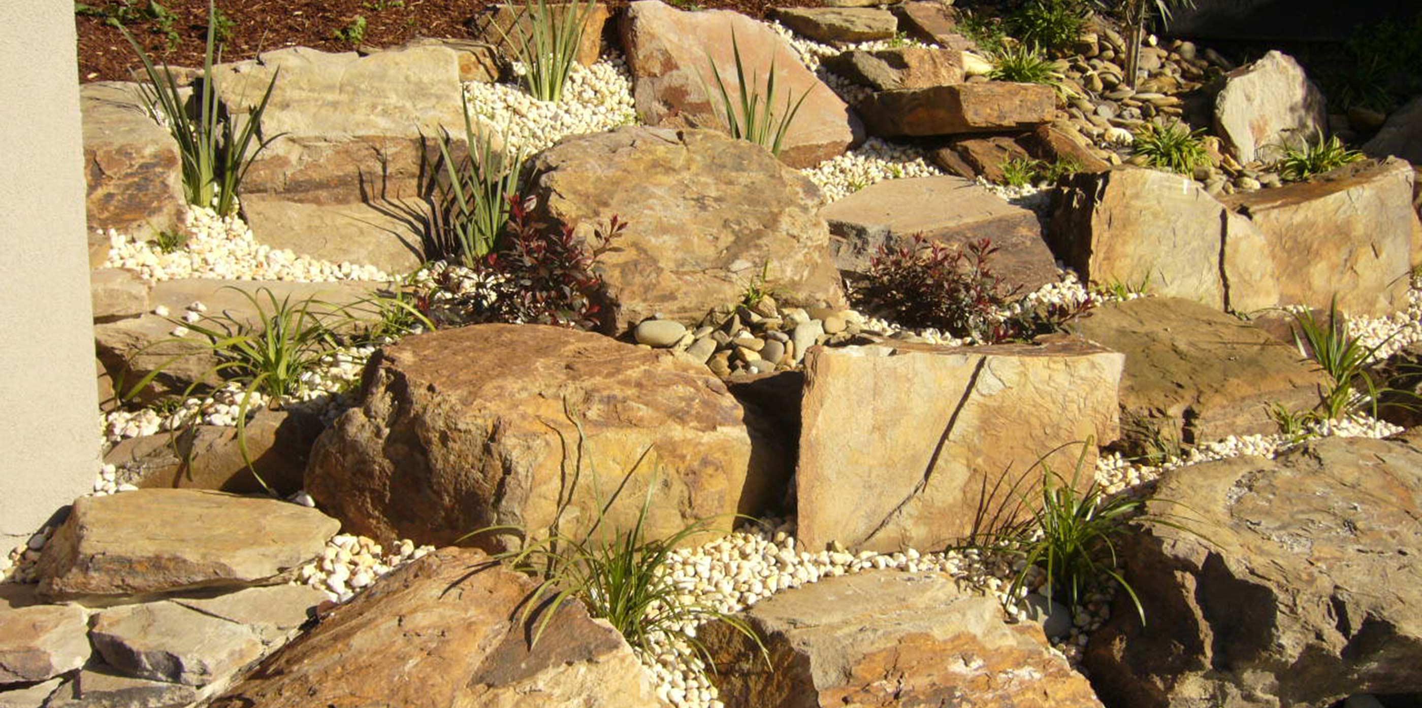 garden rocks sale melbourne