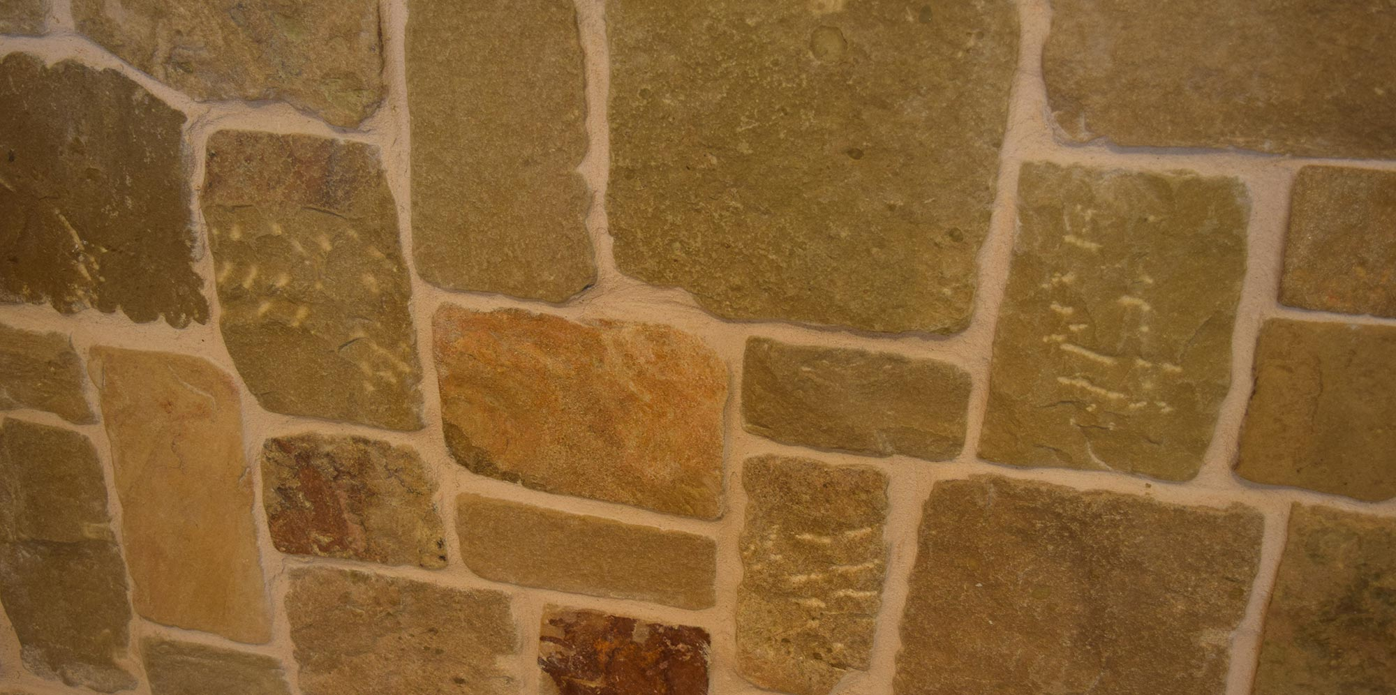 sandstone for external wall cladding