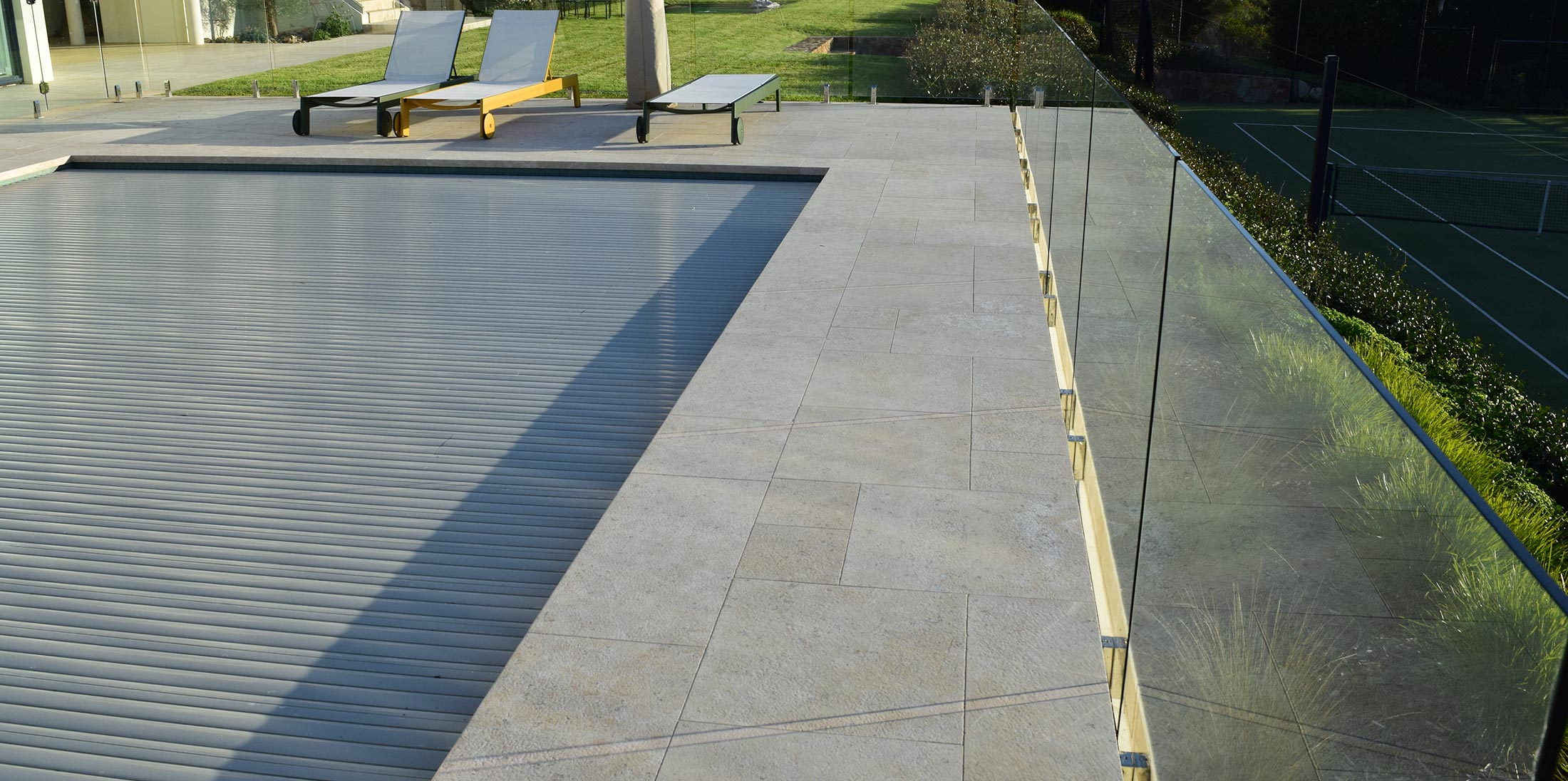 French Pattern Paving - Yarrabee & Castlemaine